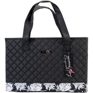 Quilted Sewing Machine Tote