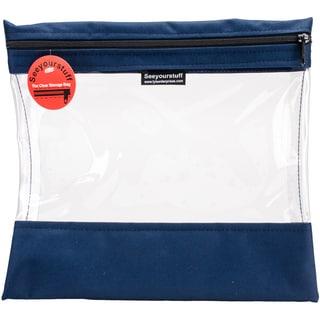 Seeyourstuff 12 x 13-inch Clear Storage Bag