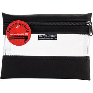 Seeyourstuff 6 x 8-inch Clear Storage Bag
