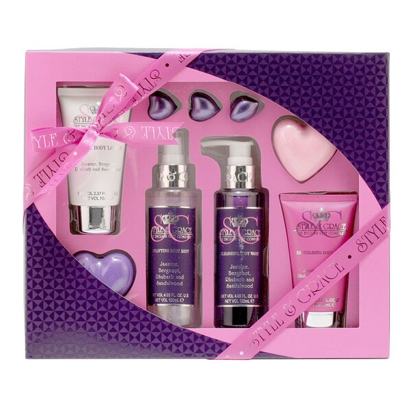 Style & Grace Signature Heavenly Pamper Kit