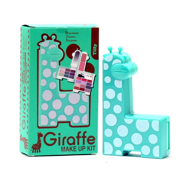 Tilly Giraffe Makeup Compact Set