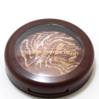 Sunkissed Metallic Bronze Blush