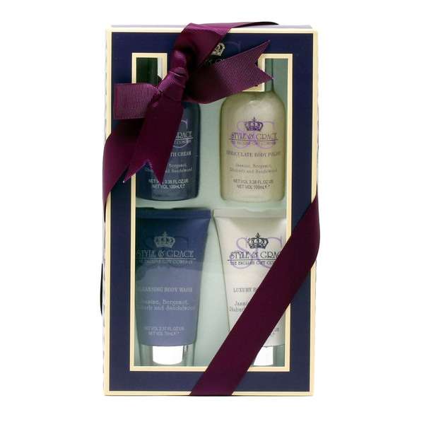 Style and Grace Indulgent Treat Bath Set