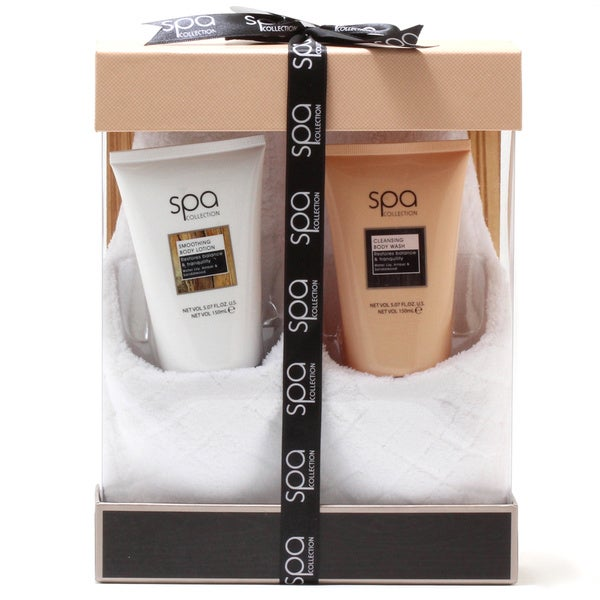 Style & Grace Spa Soothing Slipper Gift Set