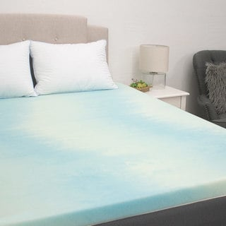 Visco 2-inch Memory Foam Mattress Topper