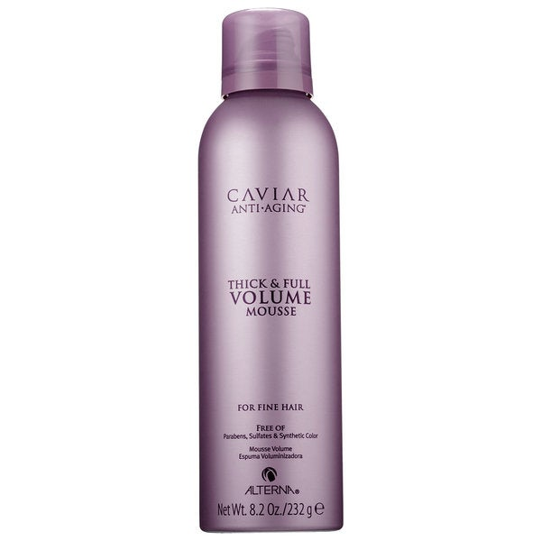 Alterna Caviar Anti-Aging Thick and Full Volume 8.2-ounce Mousse 19205231
