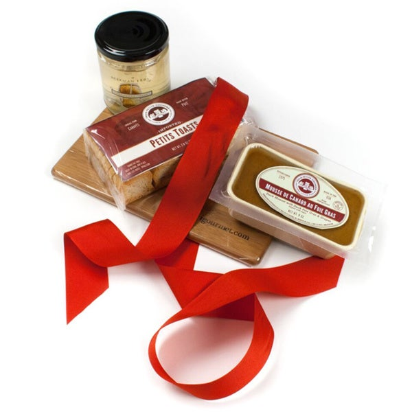 igourmet Mousse Foie Gras and Champagne Jelly Gift Board 19205259