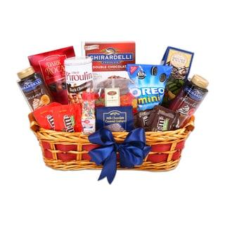 Alder Creek Gifts Ultimate Iced Cream Sundae Gift Basket