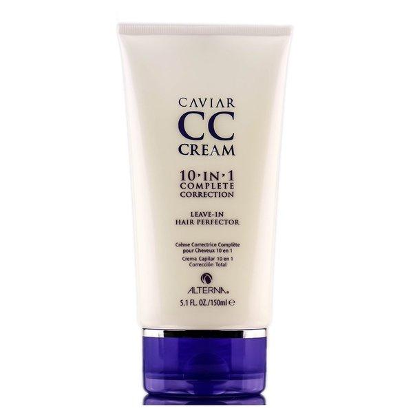 Alterna Caviar Cream 5.1-ounce Complete Correction Leave-in Hair Perfector