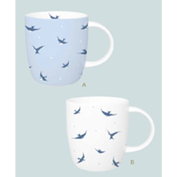 Roy Kirkham Sophie Mug - On The Wing Set of 6