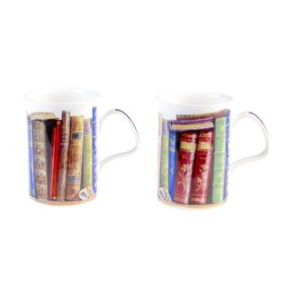 Roy Kirkham Lancaster Mug - Creative Writing Set of 6