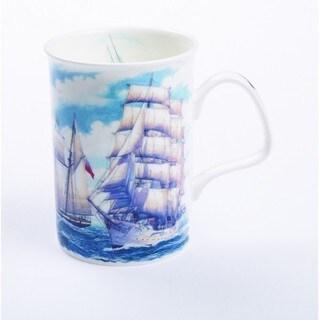 Roy Kirkham Lancaster Mug - Sailing Set of 6
