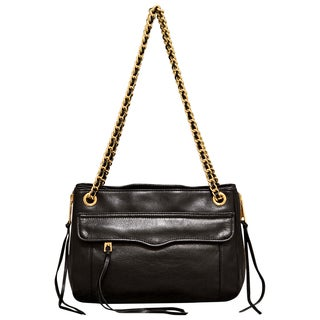 Rebecca Minkoff Swing Black Shoulder Bag