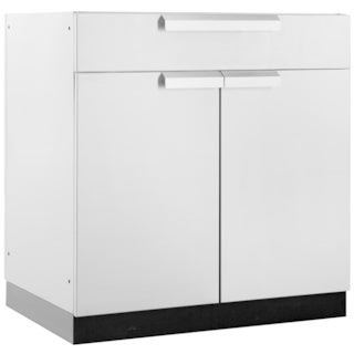 """NewAge Products Outdoor Kitchen 32W X 23""""D Bar Cabinet"""
