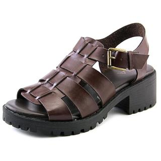 Mia Women's Noti Faux Leather Sandals