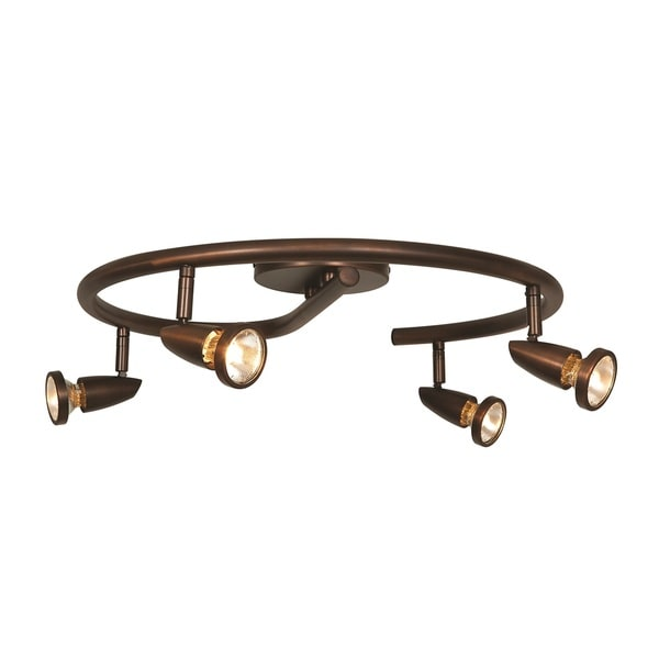 Access Lighting Mirage Bronze G Cluster Spotlight