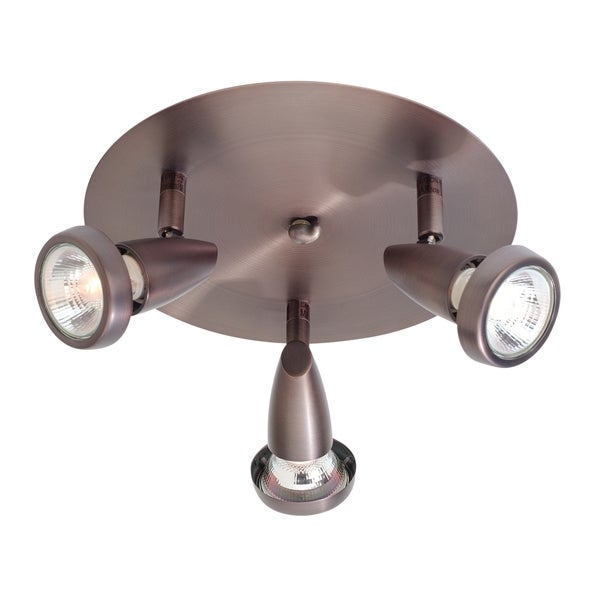 Access Lighting Mirage Bronze LED Cluster Spotlight