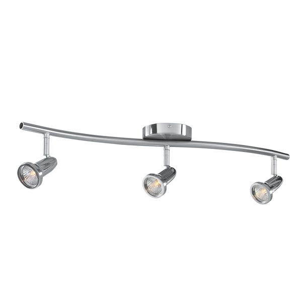 Access Lighting Cobra 3 Light LED Wall/Ceiling Semi-flush Spotlight Bar