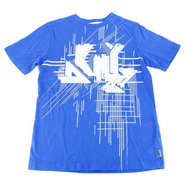 Dkny Boy's Blue Top (Size S US)