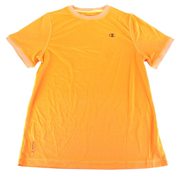 Champion Boys Orange Polyester Top