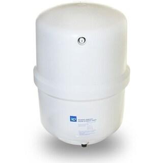 iSpring #T40P+ABV2 4-gallon Plastic NSF Reverse Osmosis Water Storage Tank