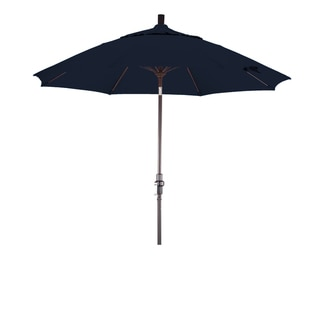 Okaloosa 9ft Deluxe Crank Lift Bronze Umbrella by Havenside Home, Base Not Included