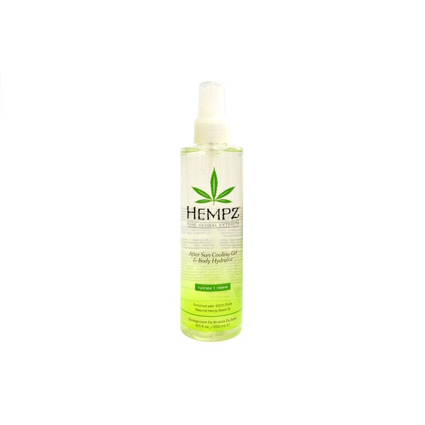 Hempz After Sun 8.5-ounce Cooling Gel & Body Hydrator