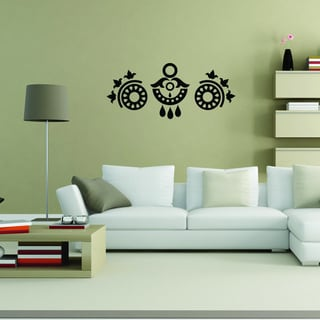 Style & Apply 'Ornament' Vinyl Wall Art Decal
