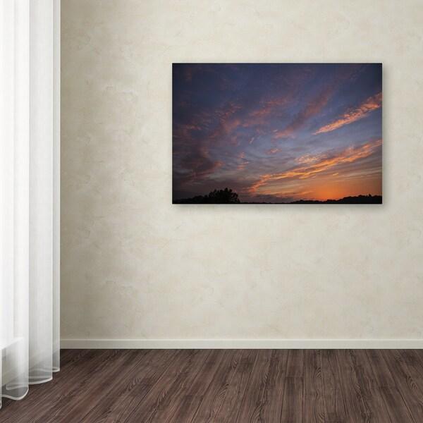 Kurt Shaffer 'Amazing Grace' Canvas Art 19219230