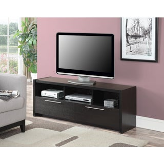 Convenience Concepts Wood 60-inch x 15.5-inch x 21.75-inch Newport Marbella TV Stand
