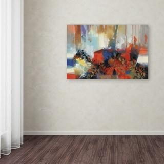 Andrea 'Swan' Canvas Art