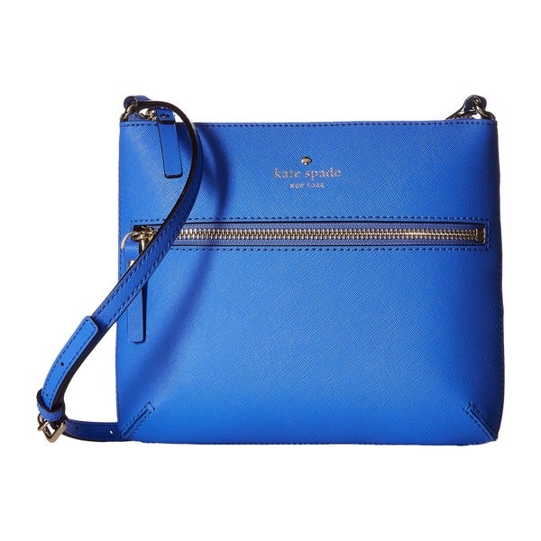 Kate Spade New York Cedar Street Tenley Adventure Blue Mini Crossbody Handbag