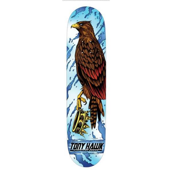 Tony Hawk Hanging Crown 31-inch Popsicle Skateboard
