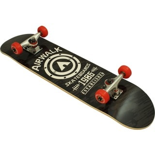 Airwalk Logo Stamp 31-inch Undone Series Skateboard
