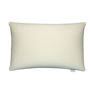 Bucky Organic 12.75-inch x 22.5-inch Travel Bed Pillow