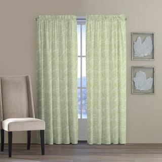Tommy Bahama Home Jungle Jim Cotton Curtain Panel Set