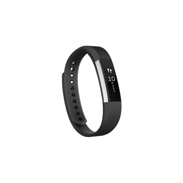 Fitbit Alta Fitness Tracker, Large (Black)