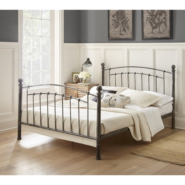 Sleep Sync Medina Metal Platform Bed