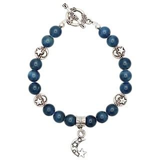 Healing Stones for You Apatite Celestial Bracelet