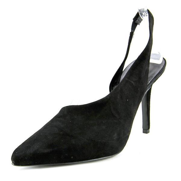 Nine West Women's Jujuja Regular Suede Dress Shoes