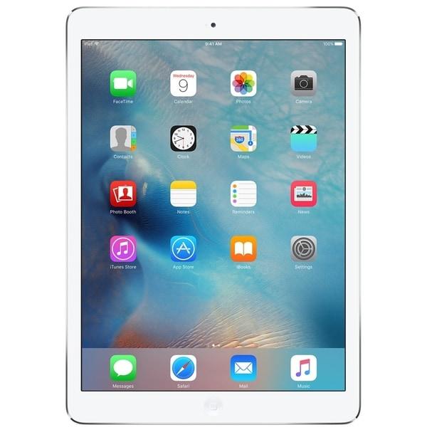 Apple Silver Wi-Fi 16GB iPad Air