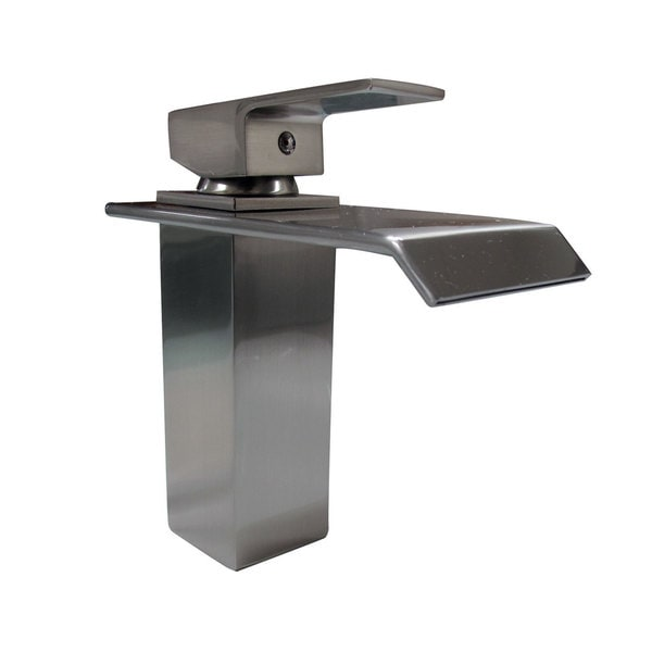 Della 8051 Single-hole Single-handle Bathroom Faucet