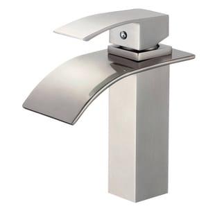 Gullfoss 8043 7-inch Single-hole Single-handle Bathroom Faucet
