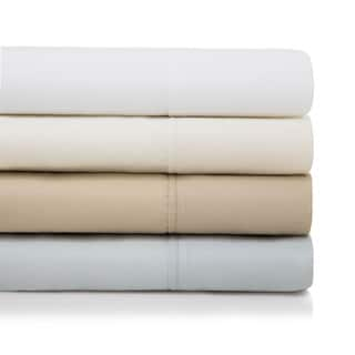 WOVEN 600 Thread Count Cotton Blend Pillowcase Set