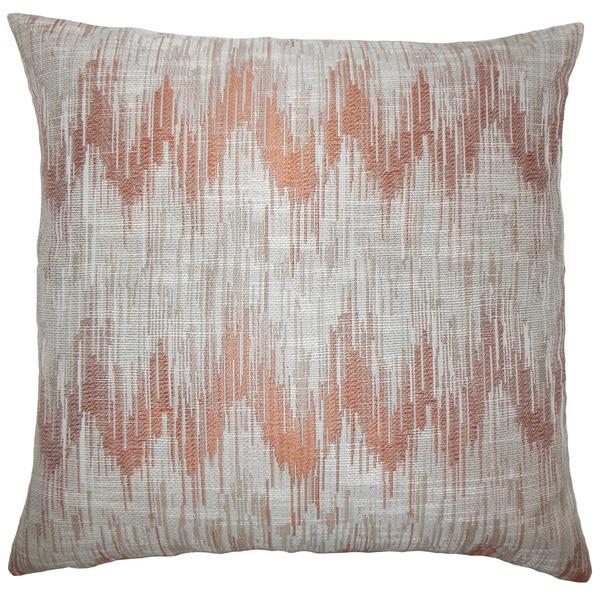 Fleta Ikat Throw Pillow Cover