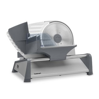 Cuisinart FS-75 Gray Kitchen Pro Food Slicer
