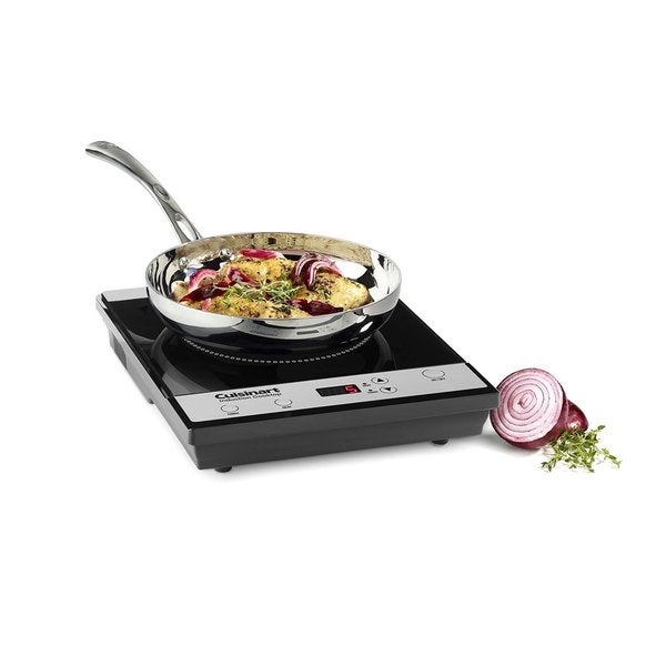 Cuisinart ICT-30 Black Induction Cooktop
