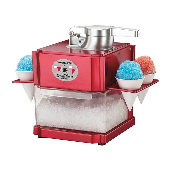 Cuisinart SCM-10 Red Snow Cone Maker