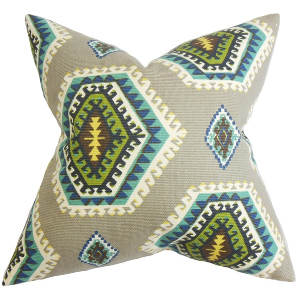 Lorne Geometric Throw Pillow Cover