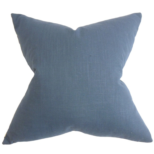Ninian Solid Throw Pillow Cover